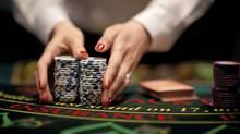 Blackjack at the River Rock Casino in Richmond, B.C. June 11, 2009. (John Lehmann/The Globe and Mail/John Lehmann/The Globe and Mail)