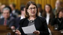 Tuesday's meeting of health ministers is important. But, as federal Health Minister Jane Philpott has made clear in recent weeks, her provincial and territorial counterparts should not fixate on the Canada Health Transfer. (CHRIS WATTIE/REUTERS)