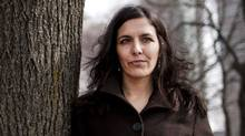 Charlotte Gill is the author of Eating Dirt, an award-winning book about trees and tree-planting. (Moe Doiron/Moe Doiron/The Globe and Mail)