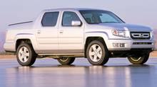 2009 Honda Ridgeline (Honda/Honda)