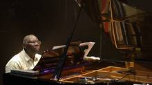 Oliver Jones is one of the musical luminaries to perform at the Jazz on the Mountain Festival in Whistler. (Alexis Gautheir/FASS/Alexis Gautheir/FASS)