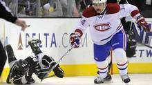 Montreal Canadiens forward Tomas Plekanec scored 17 goals and 35 assists last season. (Mark J. Terrill/AP)
