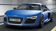 2014 Audi R8. (Audi)