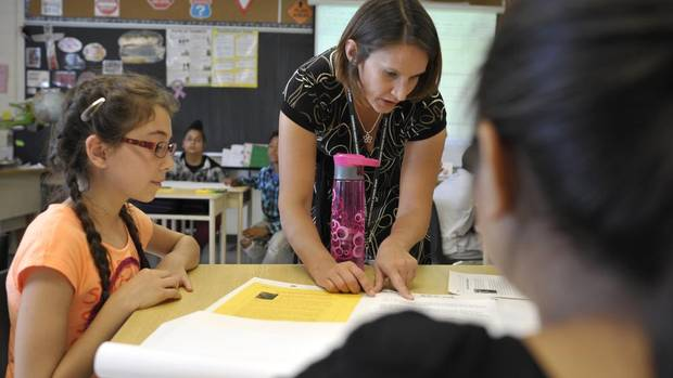 I want to be a teacher. What will my salary be? - The Globe and Mail