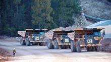 Agnico Eagle's Pinos Altos Mine in Mexico. (Agnico-Eagle Mines/Agnico-Eagle Mines)