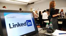 Research by LinkedIn has found that the majority of its members are receptive to an approach from other employers but are unlikely to job hop without knowing 'what it's really like' to work there. (Tim Post/The Associated Press)
