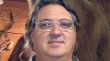 Brad Lambert, 46, of Winnipeg, was found Dec. 8, 2012 after going missing in the woods for three weeks. (Winnipeg Police)