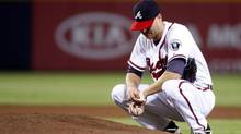 The Braves and the Red Sox each blew eight-game leads in September to lose a playoff spot. (TAMI CHAPPELL/REUTERS)