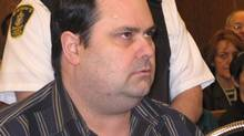 Nelson Hart is shown in court during closing arguments at his trial in Gander, Nfld., March 26, 2007. Murder charges were dropped against Mr. Hart after the Supreme Court ruled that 'Mr. Big' tactics like those used to extract a confession from him were unreliable. (TARA BRAUTIGAM/THE CANADIAN PRESS)