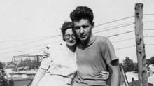 A young Mordecai Richler with his mother in an undated photo.