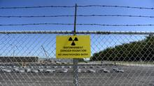 A Deep Geologic Repository (DGR) near the Bruce Power nuclear plant. (Fred Lum/The Globe and Mail)