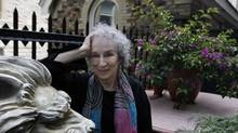 Author Margaret Atwood, shown in a 2013 photo, considers the Future Library Trust a particularly hopeful project. (Fernando Morales/The Globe and Mail)