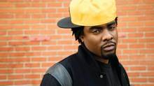 Hip-hop MC Wale. (The Canadian Press)