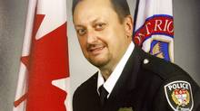 Ottawa Police Constable Eric Czapnik was ambushed and stabbed to death while sitting in his cruiser outside a hospital. (Pawel Dwulit/The Canadian Press)