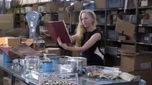 Portia Doubleday stars as a modern Cinderella in Sean Garrity's latest film. (Panagiotis Pantazidis/Pana Pantazids)