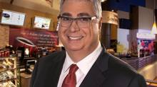 Marc Caira has been named CEO of Tim Hortons.