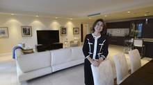 Mary Throop has no regrets trading a big house in the burbs for a smaller downtown condo. (Fred Lum/The Globe and Mail)