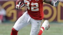 Kansas City Chiefs wide receiver Dwayne Bowe (Alex Brandon/AP)
