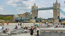 Snap your shot of Tower Bridge and then find the Thames Path and keep walking. (Pawel Libera/London on View)