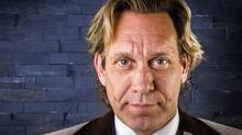 Chief executive officer Michael Wekerle poses for a portrait in Toronto, Tuesday January 27, 2015 (Mark Blinch For The Globe and Mail)