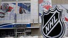 French language rights protesters plan to make their voices heard at a a Montreal Canadiens game at the Bell Centre on January 7th. (Photo by Richard Wolowicz/Getty Images) (Richard Wolowicz/Getty Images)