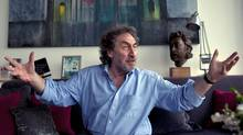 After winning the Booker, Howard Jacobson struggled to maintain his cynicism for his next novel. (Andrew Testa/NYT)