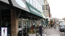 Large retailers often lack the vision to create something that reflects the Village's history. (Fernando Morales/The Globe and Mail)