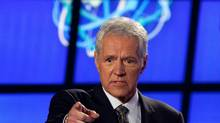 Jeopardy! host Alex Trebek. (Ben Hider/Ben Hider/Getty Images)