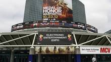 The Electronic Entertainment Expo, an annual video game conference and show, at the Los Angeles Convention Center in Los Angeles. (JONATHAN ALCORN/REUTERS)