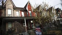 Prices for all housing types in the GTA averaged a record $729,922 last year, up 17.3 per cent from 2015. Prices have increased year over year for two decades. (Melissa Renwick/The Globe and Mail)