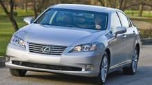 2010 Lexus ES 350 (Bill Petro/Toyota)