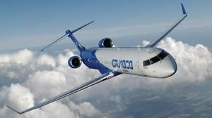 Bombardier Inc.'s CRJ-1000 jet