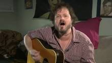 Corin Raymond in a screen cap from YouTube.