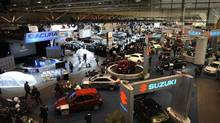 "The Canadian International Autoshow is one of the largest events at the current Toronto convention centre. Tom Tonks, its general manager, says: ""If I was King of Toronto, we'd be building a million-square-foot convention centre."" (Fred Lum/Fred Lum/The Globe and Mail)"