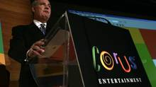 File photo of John Cassaday, CEO of Corus Entertainment. (Deborah Baic/The Globe and Mail)