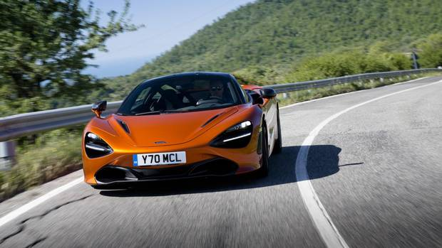 The McLaren 720S is intense, pure and unflattering to drive: Consider it your brutally honest best friend.