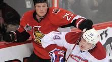 Ottawa Senators' Chris Neil (Sean Kilpatrick/The Canadian Press)