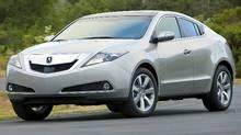 2010 Acura ZDX (Honda)
