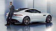 British soccer icon David Beckham has become the new face of Jaguar as it makes a major push of its brand in China. Beckham will star in a series of magazine and billboard advertisements and TV commercials promoting the new F-Type coupe in China. (PETER LINDBERGH/Jaguar)