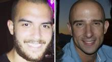 Diego Hernandez, left, and Craig Silva went missing in Puerto Vallarta, a resort city in Mexico. (Facebook)