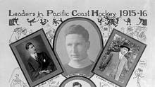Frank Patrick was an important figure in Vancouver hockey. (City of Vancouver Archives/City of Vancouver Archives)