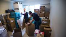 Moving usually means weeks, if not months, of personal upheaval and long task lists. But a Calgary startup says it has the solution: a free, virtual moving concierge. (John Lehmann/The Globe and Mail)