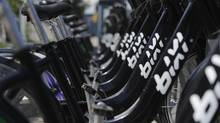 Alta Bicycle Share had originally planned to use bikes from Montreal-based Bixi to fulfill its contract with Vancouver. (Fred Lum/The Globe and Mail)