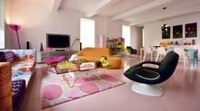 Karim Rashid's living room (Handout/Handout)