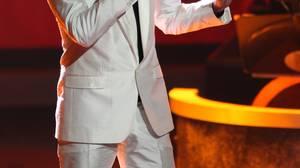 Adam Lambert on American Idol: a modern, body-modified Elvis?