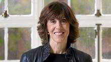 Nora Ephron in Manhattan on Nov. 3, 2010 (Jimmy Jeong)