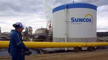 A Suncor plant in Fort McMurray, Alta. (Jeff McIntosh)