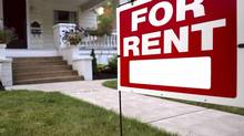 Home for rent. (Photos.com)