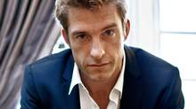 "Scott Speedman, star of ""Edwin Boyd: Citizen Gangster,"" photographed in Toronto during the Toronto International Film Festival on September 12, 2011. (Jennifer Roberts/The Globe and Mail)"