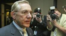 A 2004 file photo of Bob Chiarelli, who won a provincial by-election in Ottawa West-Nepean for the McGuinty Liberals on Thursday. (Donald Weber/Donald Weber/The Globe and Mail)